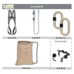 KRATOS SAFETY HARNESS & LANYARD KIT FA8000300