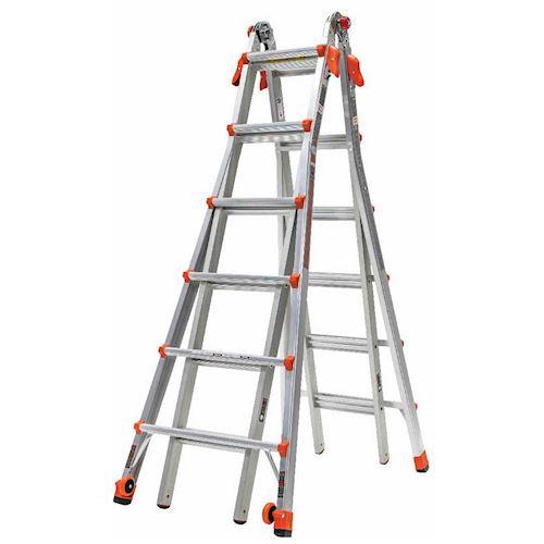 Little Giant Velocity 6 Step Ladder