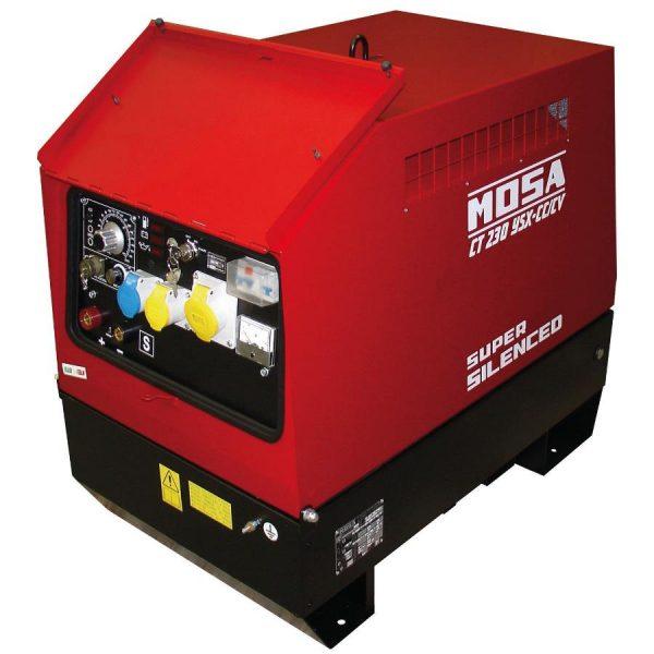 Mosa CS 230 YSX CC/CV Diesel Engine Driven Welder
