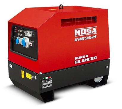 Mosa Generators Diesel GE 6000 SZ/GS